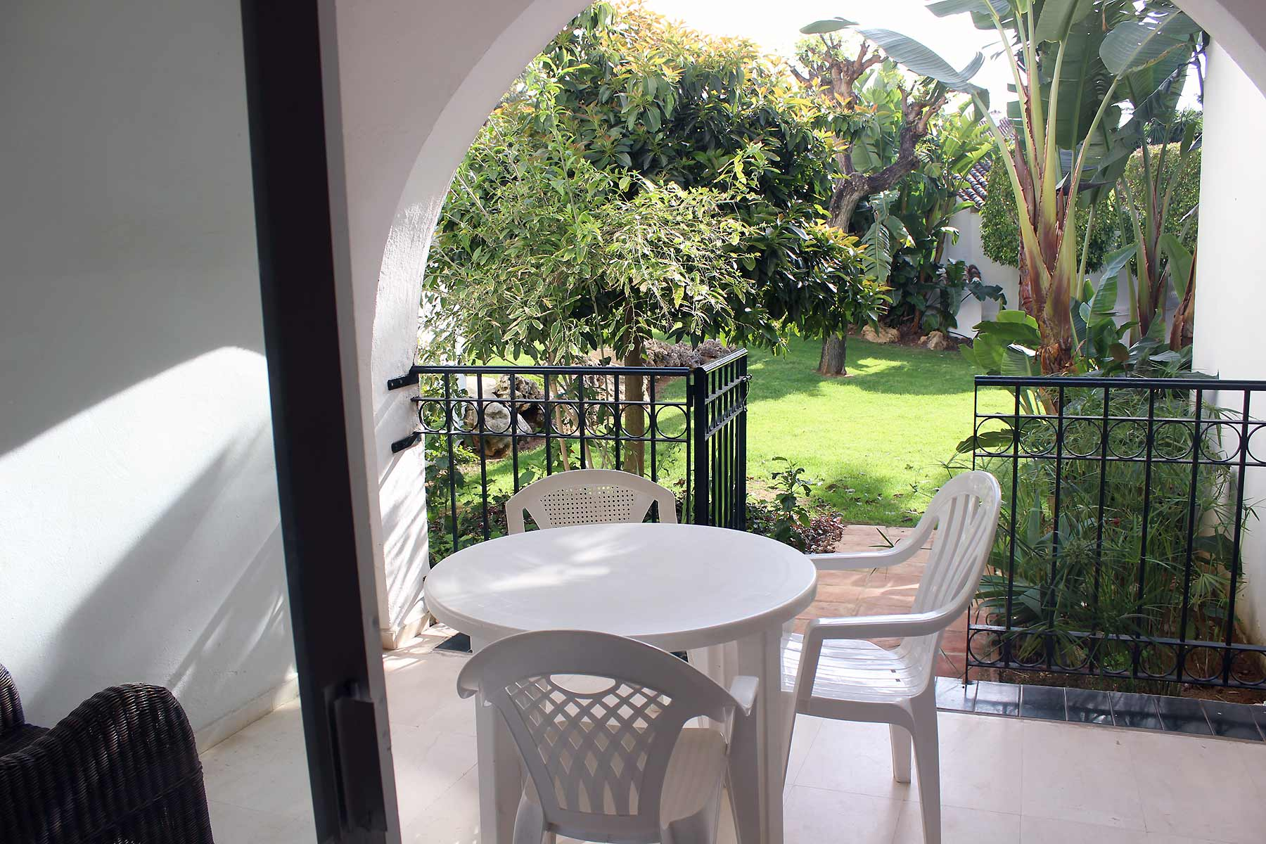 Holiday apartments Estepona Terrace