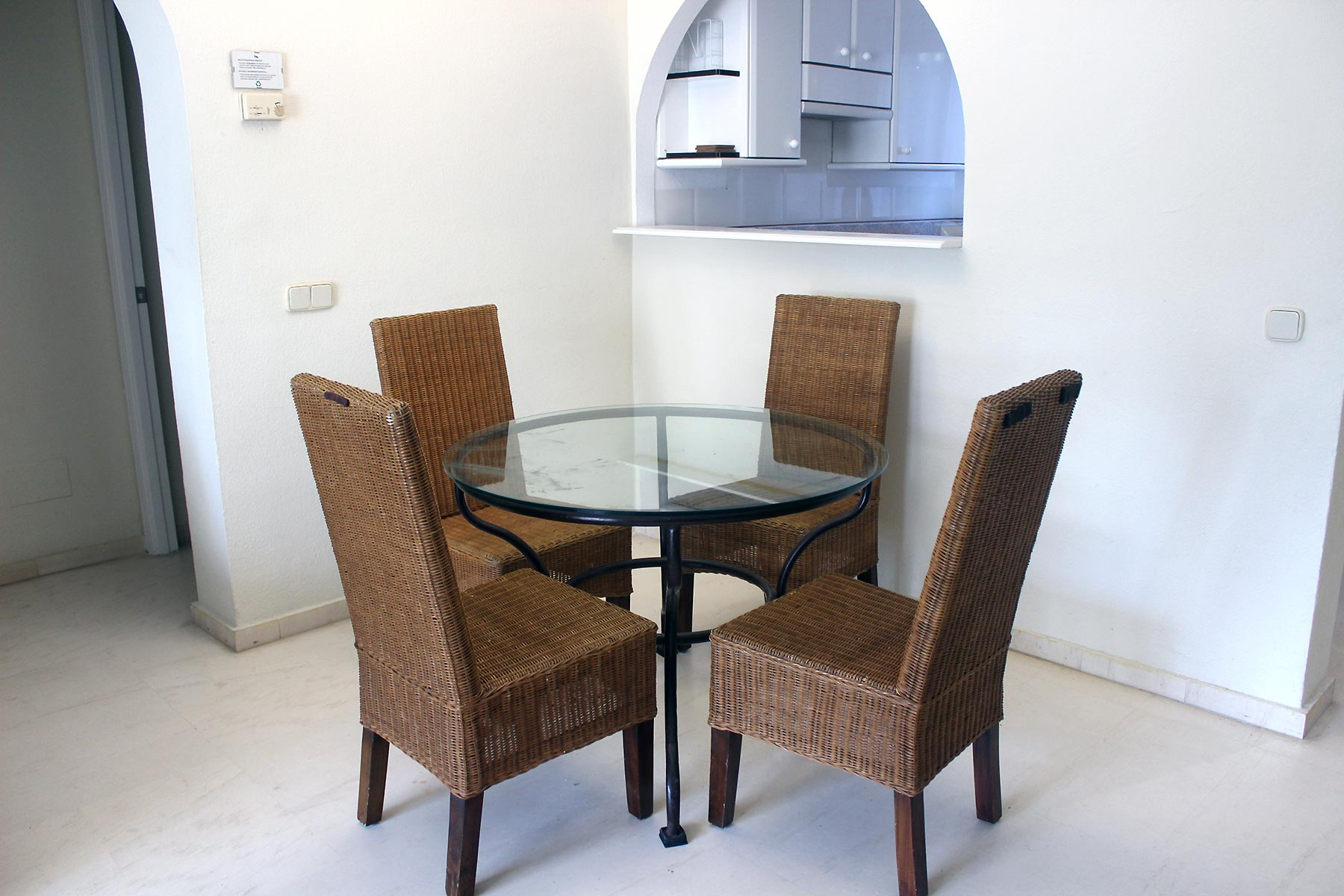 Holiday apartments Estepona Lounge / dining area